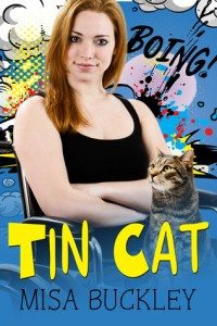 Post thumbnail of Review: Tin Cat by Misa Buckley