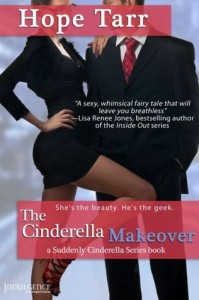 Post Thumbnail of Review: The Cinderella Makeover by Hope Tarr