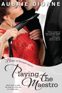 Review: Playing the Maestro by Aubrie Dionne