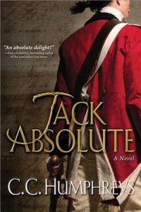 Post Thumbnail of Review: Jack Absolute by C.C. Humphreys