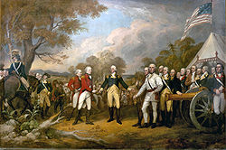 Surrender of General Burgoyne by John