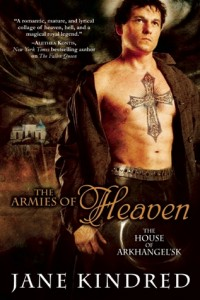 Post Thumbnail of Review: The Armies of Heaven by Jane Kindred