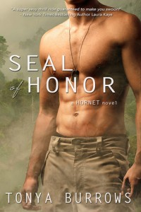 Post Thumbnail of Review: SEAL of Honor by Tonya Burrows