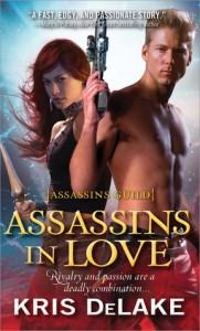 Assassins in love by Kris DeLake
