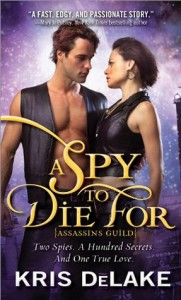 Post Thumbnail of Review: A Spy to Die For by Kris DeLake