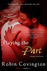 Post Thumbnail of Review: Playing the Part by Robin Covington
