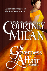 Governess Affair by Courtney Milan