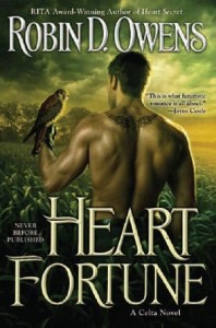 Post Thumbnail of Review: Heart Fortune by Robin D. Owens