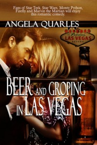 Post thumbnail of Trio Review: Beer and Groping in Las Vegas by Angela Quarles