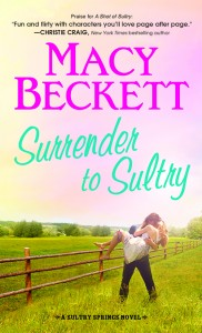 Surrender to Sultry Cover