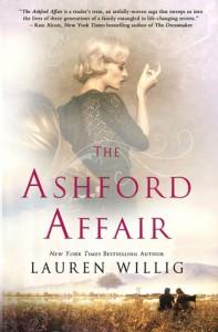 Ashford Affair by Lauren Willig