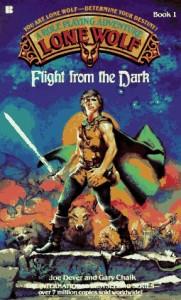 Flight from the dark by Joe Dever