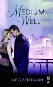 Post Thumbnail of Review: Medium Well by Meg Benjamin