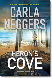 Post Thumbnail of Review: Heron's Cove by Carla Neggers