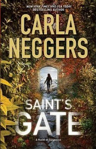 Post Thumbnail of Review: Saint's Gate by Carla Neggers