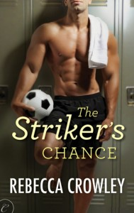 Post Thumbnail of Review: The Striker's Chance by Rebecca Crowley