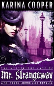 mysterious case of mr strangeway by karina cooper