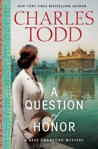 question of honor by charles todd