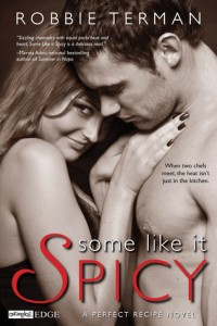 some like it spicy by robbie terman