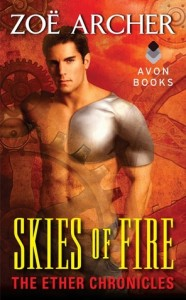 skies of fire by zoe archer